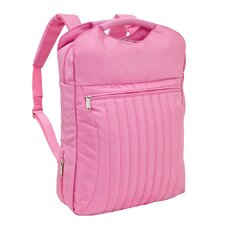 She Rules Fashion Backpack in Pink