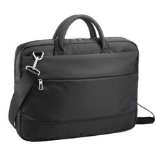 Neo Metro III Route Brief MacBook Pro in Black