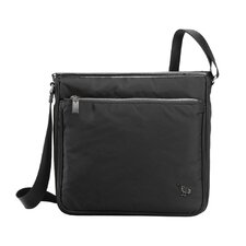 Soft Field Crossbody Messenger Bag