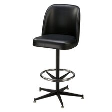 "Serra 30"" Metal Swivel Barstool"