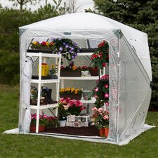 Orchidhouse Polyethylene Greenhouse