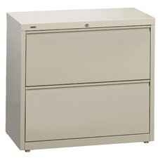"36"" Wide 2 Drawer HL10000 Series Lateral File Cabinet"