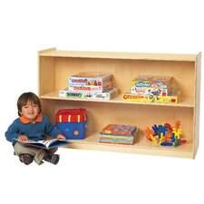 Value Line Birch Two-Shelf Storage