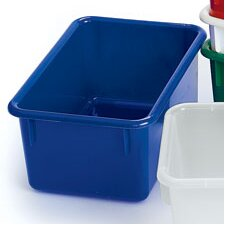 "Value Line 11"" Cubbie Trays in Blue"