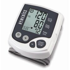 Blood Pressure Wrist Monitor with Smart Technology