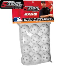 "5"" Plastic Training Balls (Set of 12)"