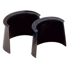 "4"" Rubber Pocket Liners (Set of 6)"