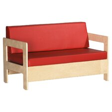 Living Room Set - Birch Sofa