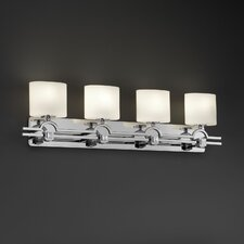 Fusion Argyle 4 Light Bath Vanity Light