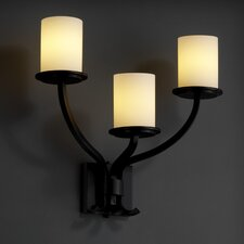 Fusion Sonoma 3 Light Wall Sconce