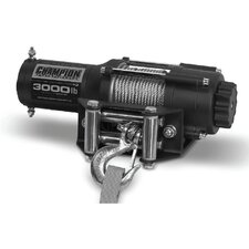 3,000 Lbs. ATV/UTV Winch Kit