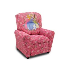 Disney Princess Kid's Recliner