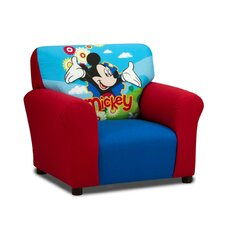 Disney Kids Mickey Mouse Clubhouse Club Chair