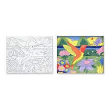 Hummingbird Canvas Creations