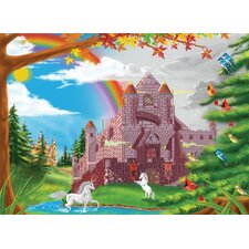 Enchanted Castle Cardboard Jigsaw Puzzle