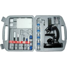 84 Piece Microscope Kit