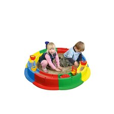 Children's 2' Round Sandbox