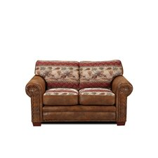Deer Valley Lodge Loveseat