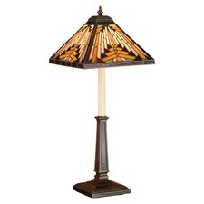 Nuevo Mission Buffet Table Lamp