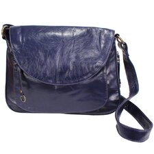 Mitzi Mimi Front Flap Expandable Shoulderbag