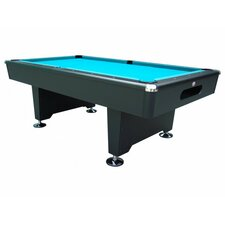Black Knight 8' Drop Pocket Pool Table