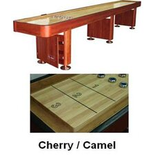 Woodbridge 12' Cherry Shuffleboard