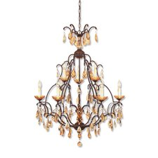Bollo 9 Light Chandelier