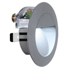 Downunder Round LED Recessed Wall Light
