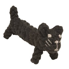 Magic the Cat Rope Dog Toy
