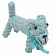 Lucky the Dog Rope Dog Toy