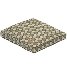 Medallion Rectangular Pillow Dog Bed