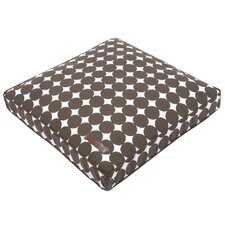 Speckle Square Pillow Dog Bed