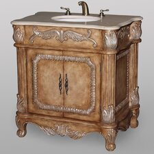 "33"" Vanity Set with Sink"