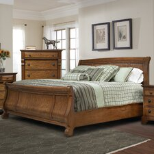 Georgetown Sleigh Bed