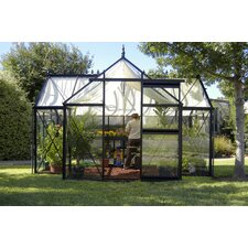 Royal Victorian Orangerie Glass Greenhouse