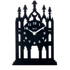 Silhouette Table Clock
