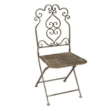 Bistro Folding Dining Side Chair