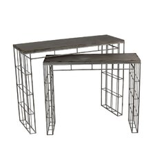 Console Tables (Set of 2)