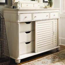 The Bag Lady's 6 Drawer Dresser