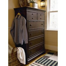 Down Home 6 Drawer Chest