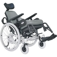 Spring Comfort Manual Wheelchair