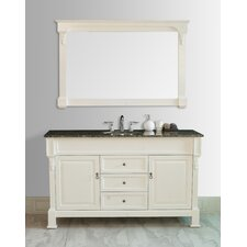 "Galaxy 60"" Single Sink Bathroom Vanity Set"