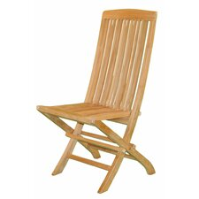 Fan Folding Dining Chair