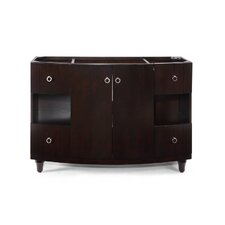 "Capri 48"" Bathroom Vanity Base"