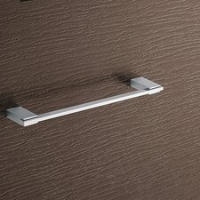 "Kansas 13.78"" Towel Bar in Chrome"