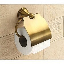 Romance Toilet Paper Holder with Cover
