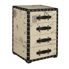 Urban Chic Postale 4 Drawer Chest