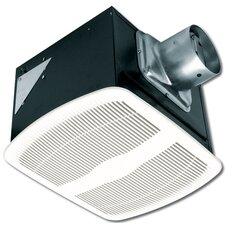 Deluxe 110 CFM Energy Star Bathroom Fan