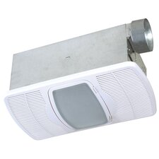 Deluxe Exhaust Bathroom Fan with Heater