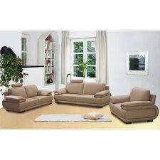 Rhythm Leather Living Room Collection